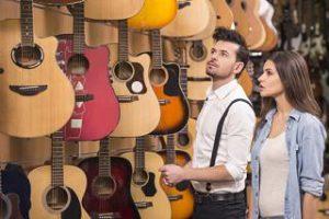 Gitarre kaufen - Viele Optionen