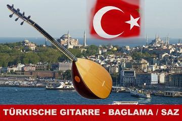 Türkische Gitarre - Saz