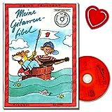 Meine Gitarrenfibel Band 1 mit CD von Heinz Teuchert (Gitarren Schule) - neues, erweitertes...