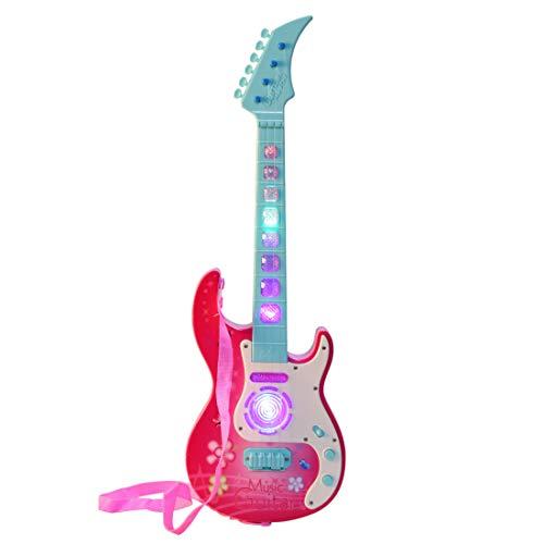 MRKE E Gitarre Kinder 53cm 4 Saiten Rock...