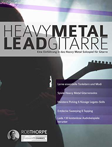 Heavy Metal Leadgitarre: Eine...