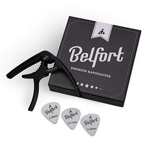 BELFORT® Original QuickPitch Kapodaster...