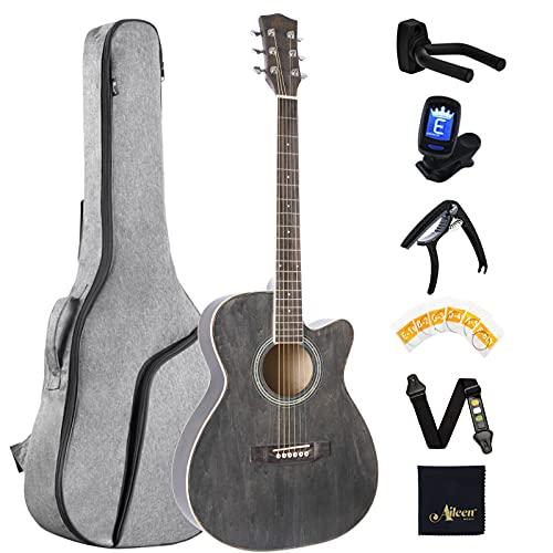 Winzz Akustik Gitarre Kinder 3/4,...