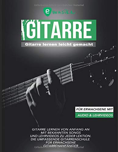 Gitarre lernen leicht gemacht für...