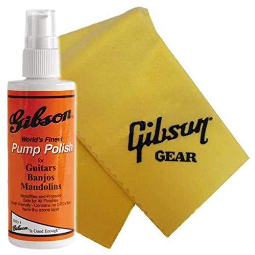 Gibson Gear AIGG-950 Politur und Tuch