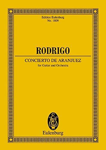 Concierto de Aranjuez: Gitarre und...