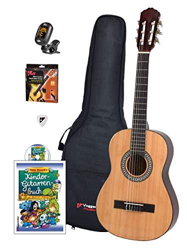 Voggy's Kindergitarren-Set 1/2 -...