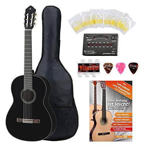 Yamaha C40BL Konzertgitarre SET inkl....