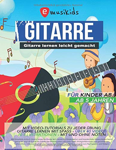 Gitarre lernen leicht gemacht - für...