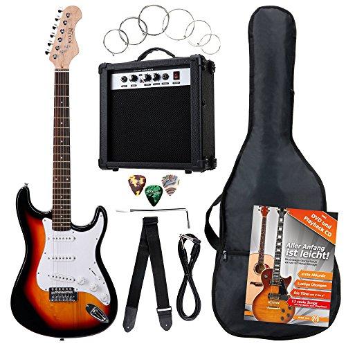 Rocktile ST-Pack Komplettset E-Gitarre...