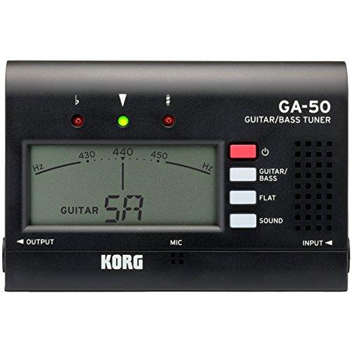 Korg GA-50 Stimmgerät