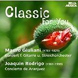 Concierto de Aranjuez für Gitarre und Orchester: I. Allegro con spirito