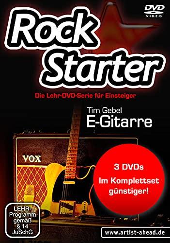Das Rockstarter Vol. 1-3 Komplettset -...