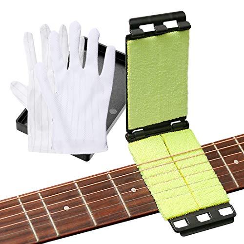 HONGECB Gitarren-Saitenreiniger...