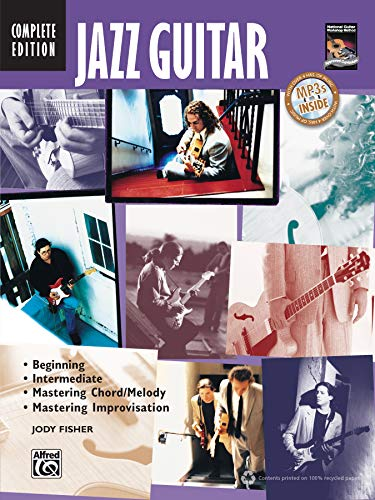 Jazz Guitar Complete Edition (Book/CD):...