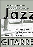 Michael Sagmeister's Jazzgitarre: Die Skalen im Jazz. Akkord-Variationen. Improvisations-Konzepte. Übungsanleitungen mit Play-Alongs