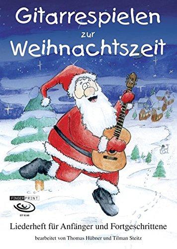 Gitarrespielen zur Weihnachtszeit:...