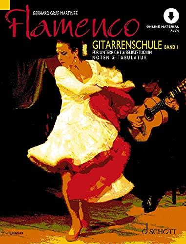 Flamenco: Gitarrenschule für Unterricht...