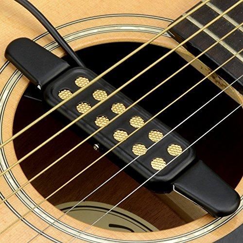 Gitarre Tonabnehmer pickup,12 Löcher...