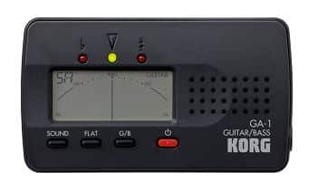 Gitarrenstimmgerät Kork