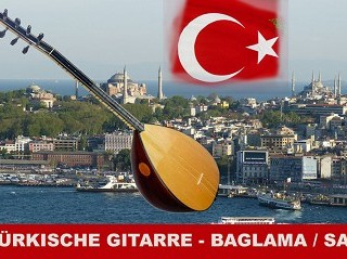 Türkische Gitarre