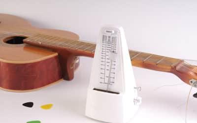 Üben mit Metronom – eine gute Wahl für Gitarristen?