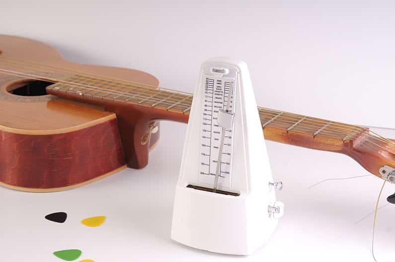 Üben mit Metronom - eine gute Wahl für Gitarristen