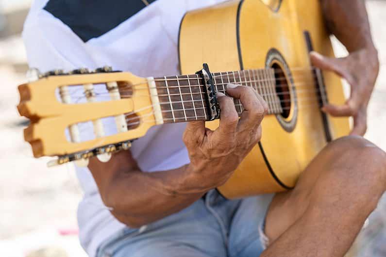 Die Flamencogitarre - eine Gitarre mit besonderer Geschichte