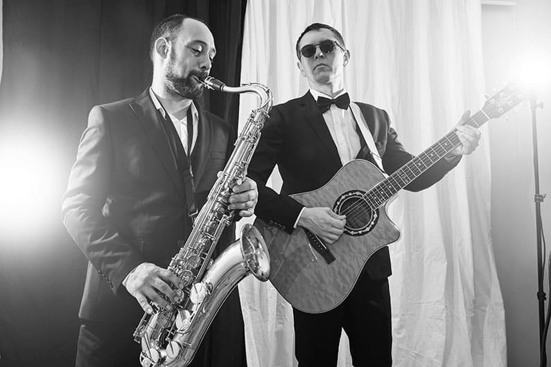 Die Jazz Gitarre verleiht dem Jazz seine Seele